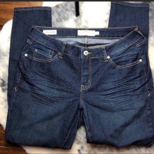 Torrid Curvy Skinny Jeans 12S